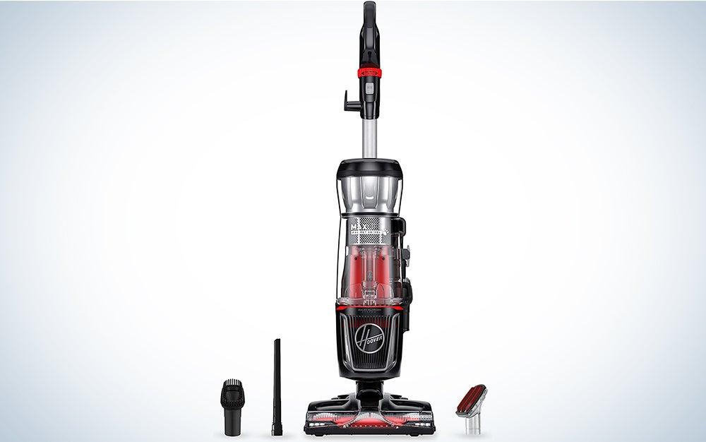 The HEPA Hoover vacuum is the best vacuum for pet hair