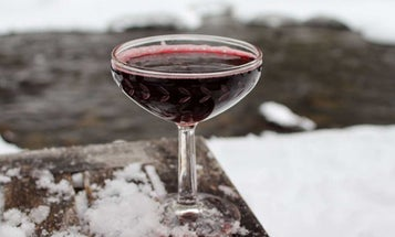 How to melt, mix, and balance chocolate in cocktails