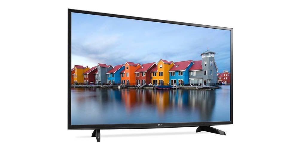 LG 43-Inch 1080p LED Smart HDTV