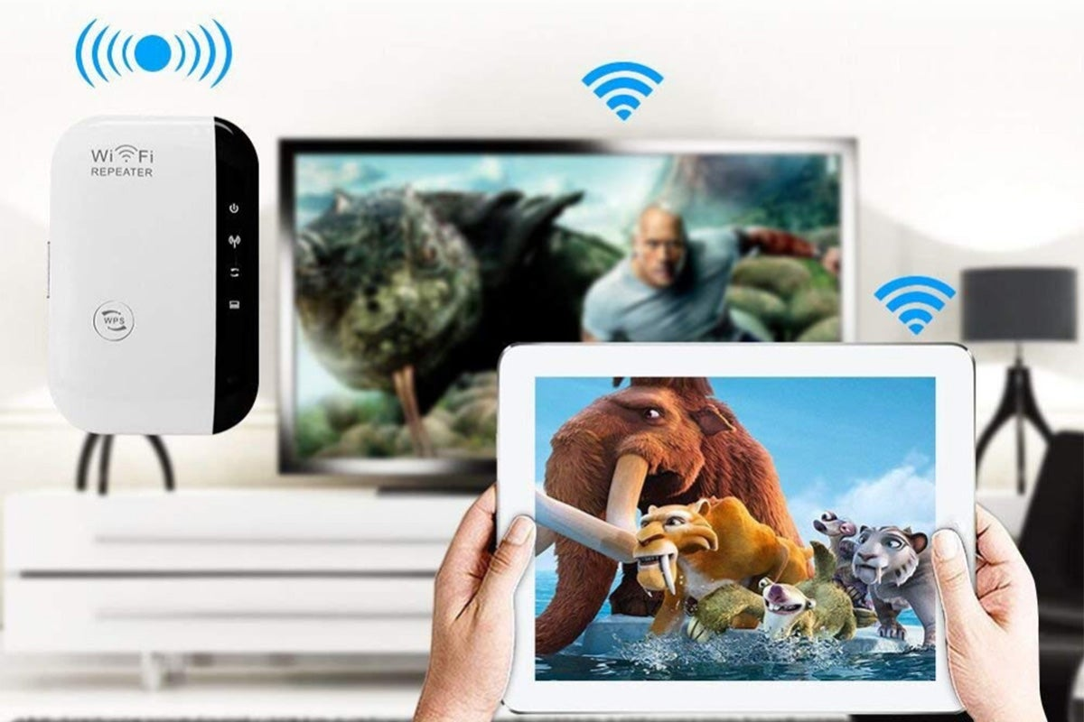 Super Boost Wi-Fi RepeaterS