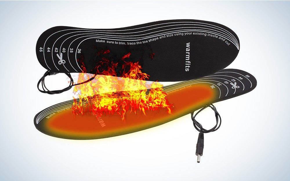 Warmfits Rechargeable Heated Insoles