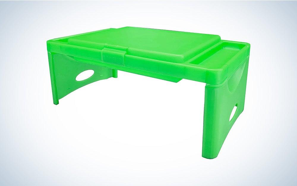 Loddie Doddie Foldable Lap Desk with Storage Pocket