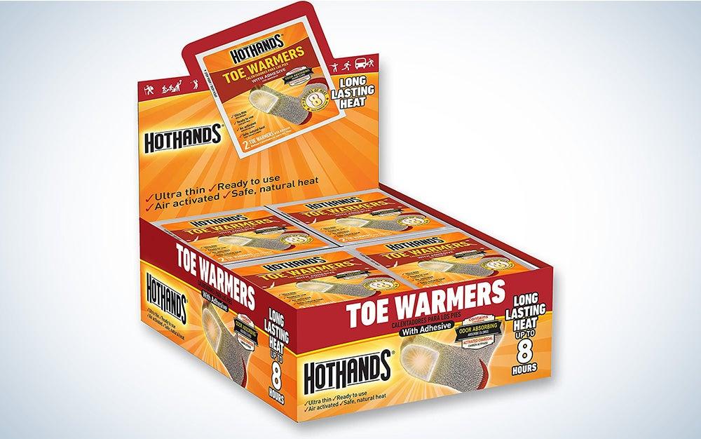 HotHands Heat Max Toe Warmers