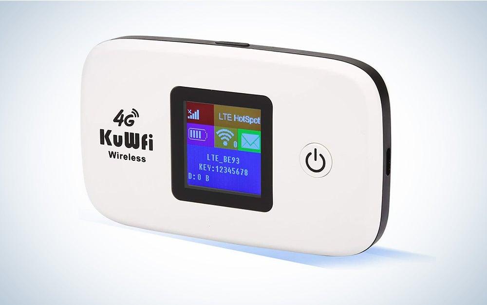 KuWFi 4G LTE