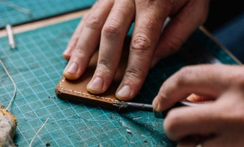 Everything you need to know to start leatherworking