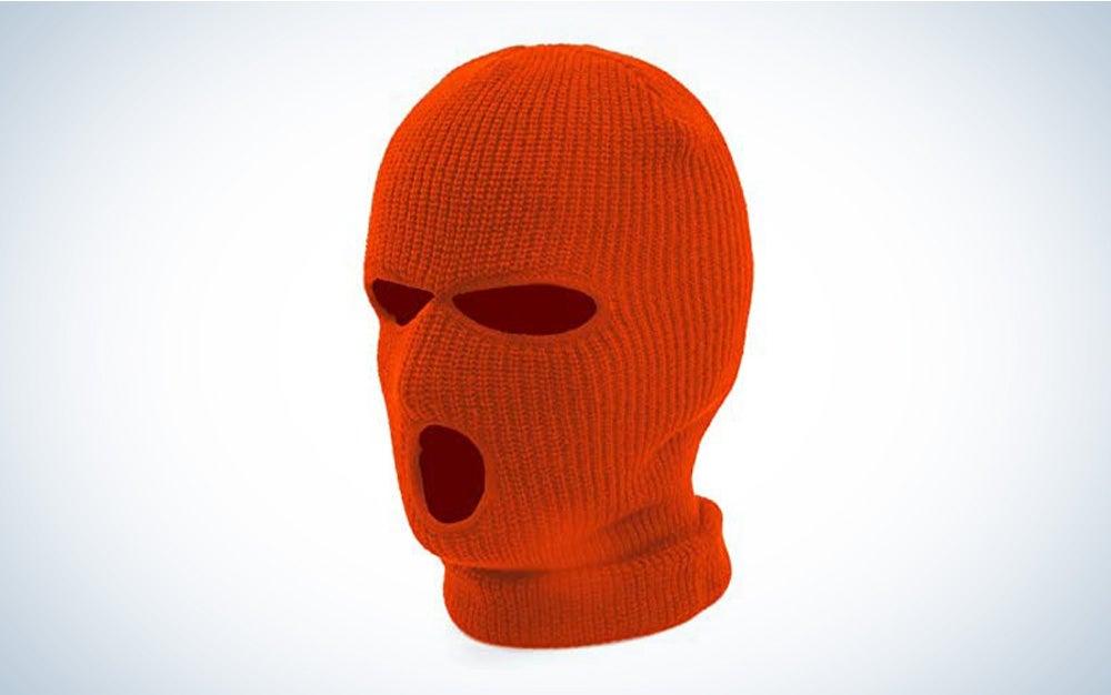 AcademyFits Knit Ski Mask