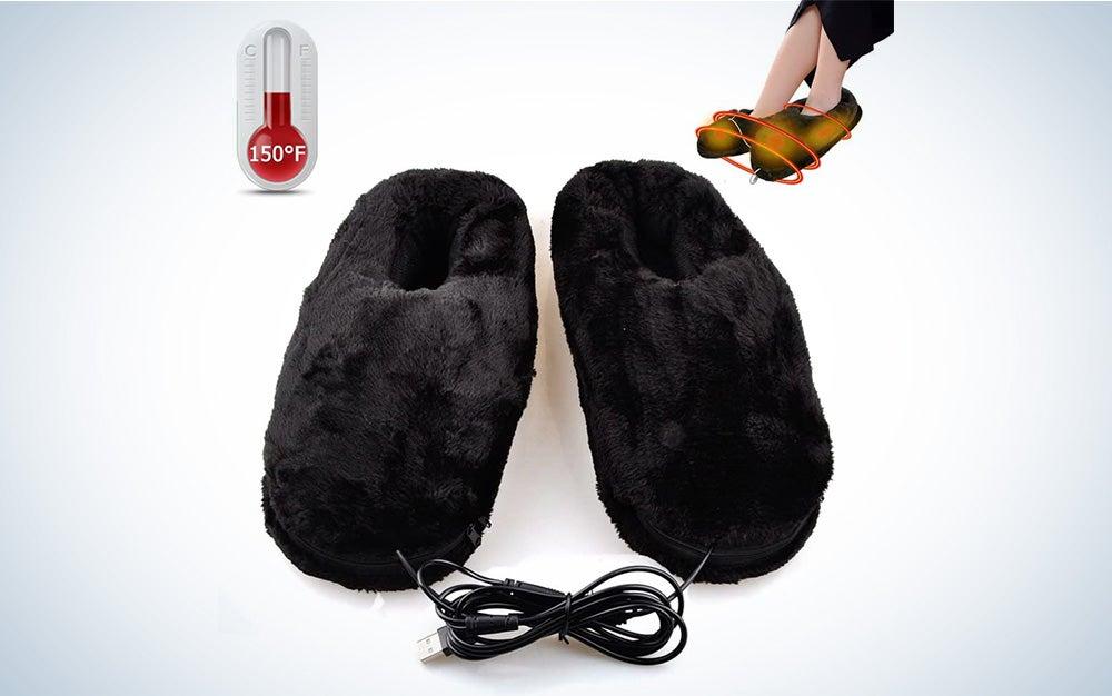 Kamlif Heating Slipper Shoes