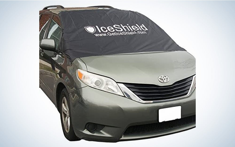 Ice Shield Magnetic Windshield Snow Cover
