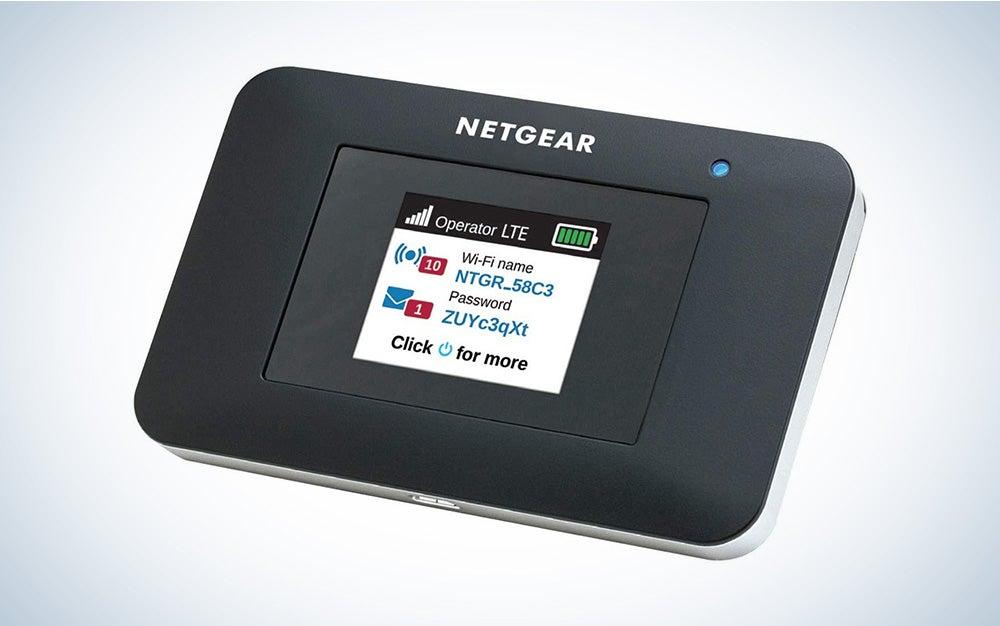 NetGear Mobile WiFi Hotspot
