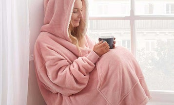 Hoodie blankets that combine warmth and comfort