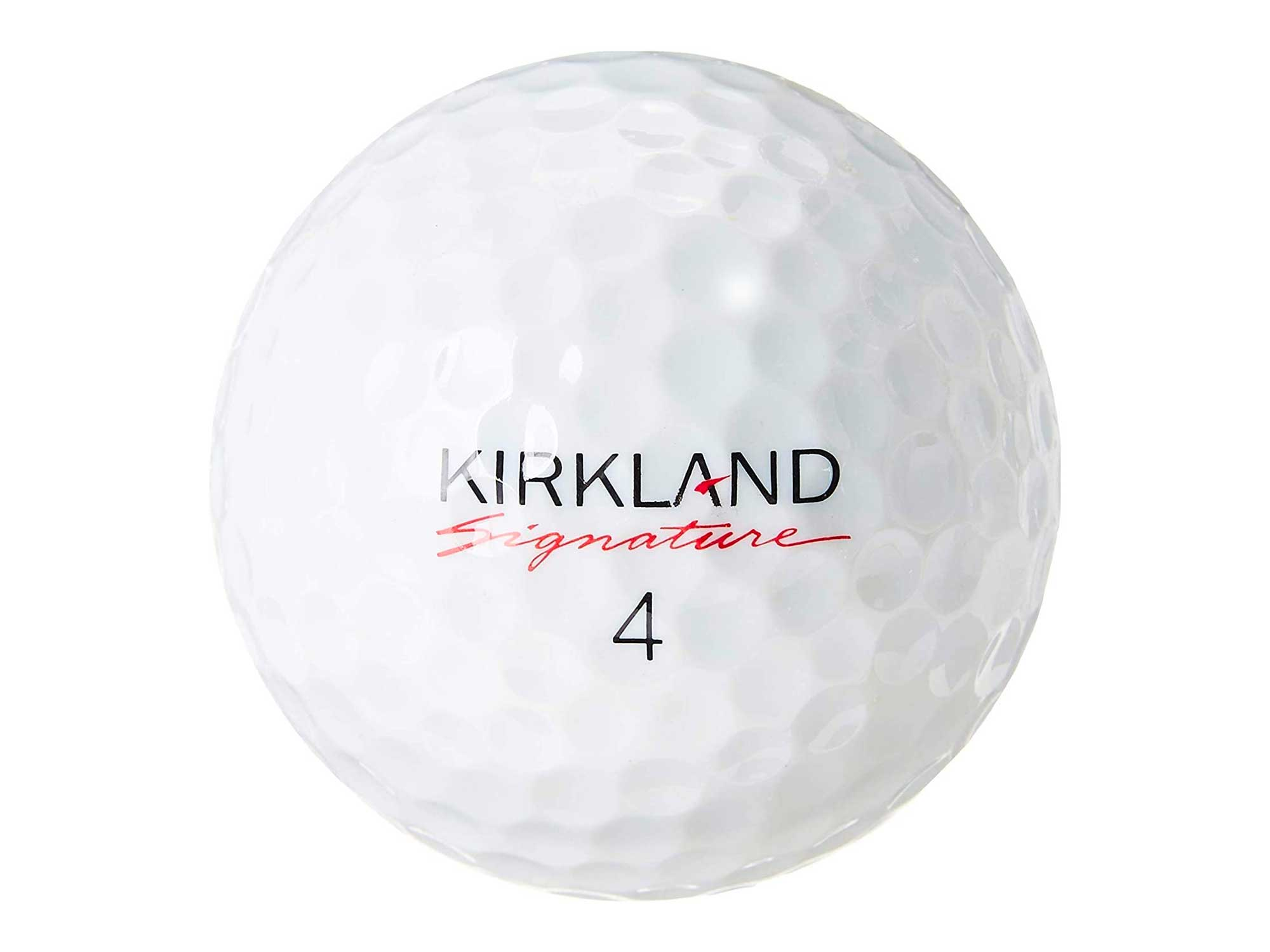 Kirkland Signature Mix Golf Balls