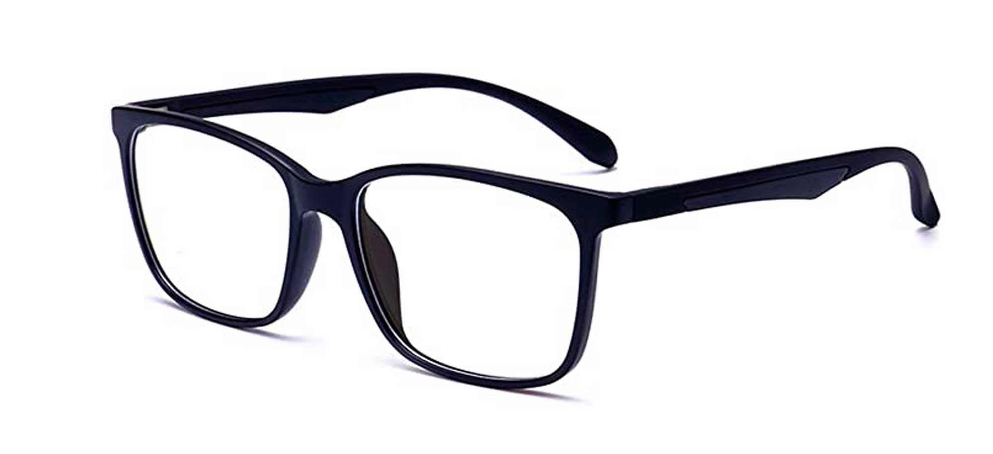 ANRRI Blue Light Blocking Glasses Lightweight Eyeglasses Frame Filter Blue Ray Computer Game Glasses
