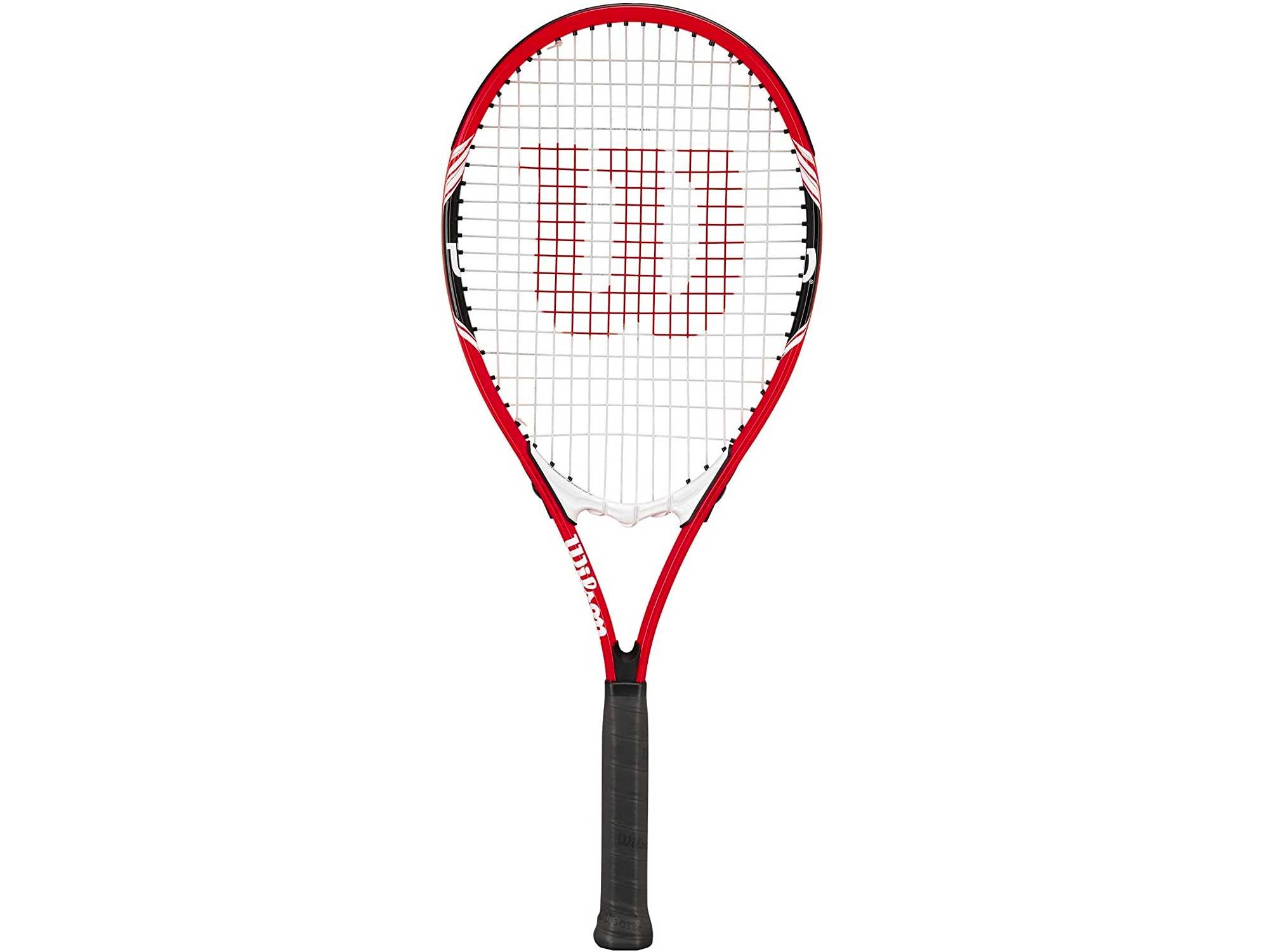 Wilson Sporting Goods Tennis Racket Strung 4 Sport racket