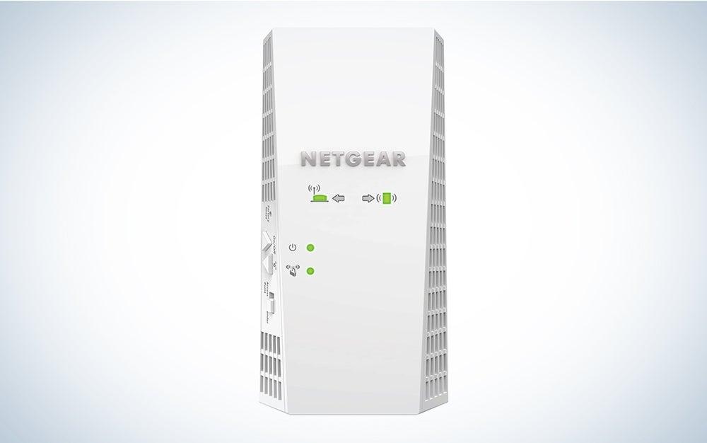 NETGEAR EX7300 WiFi Range Extender is one of the best wifi boosters