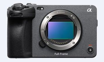 Sony's compact FX3 cinema camera has a built-in cooling system