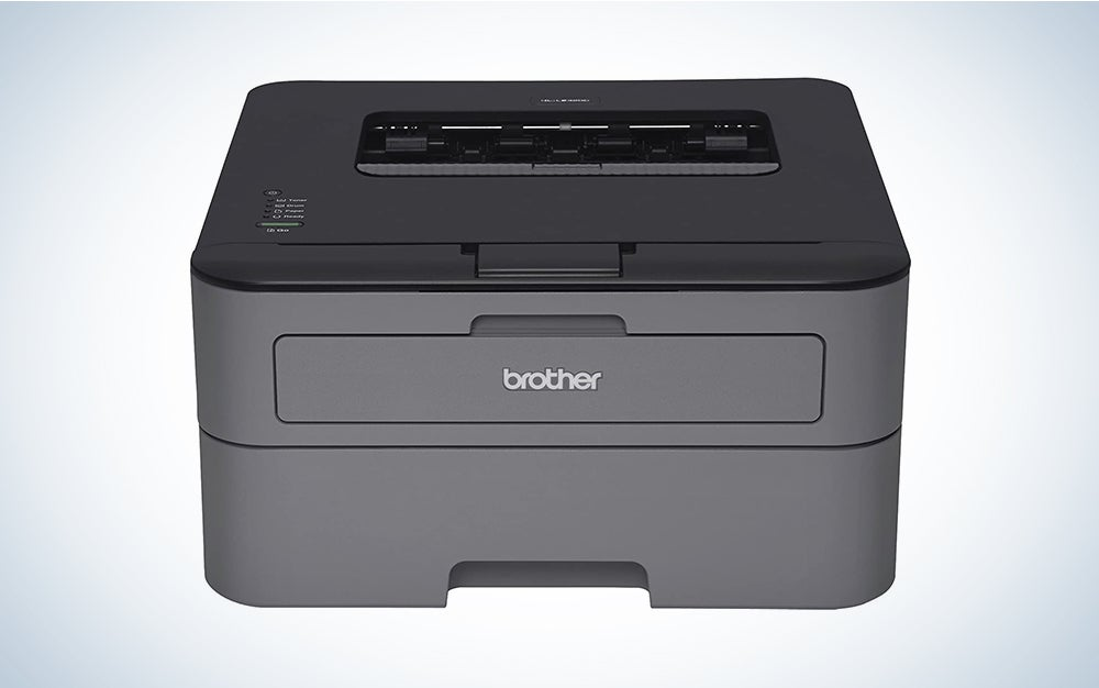 Brother HL-L2300D Monochrome Laser Printer with Duplex Printing is one of the best home printers on the market.