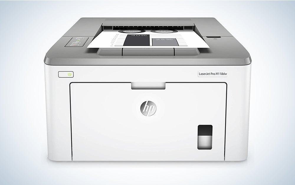 HP Laserjet Pro Wireless Monochrome Laser Printer is one of the best HP printers.