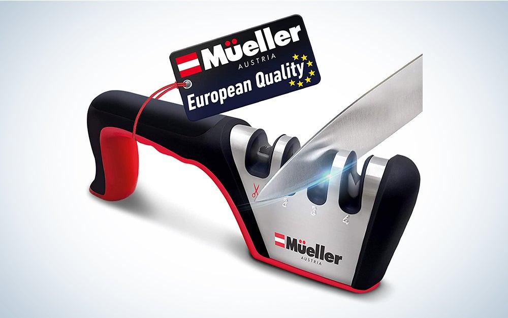 Mueller Premium Knife Sharpener