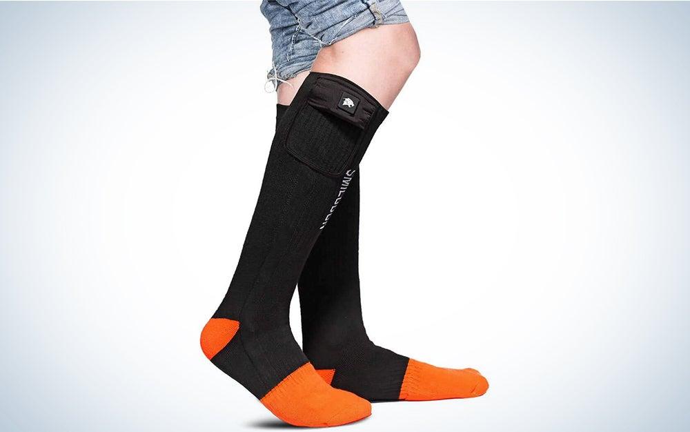 Smilodon Heated Socks
