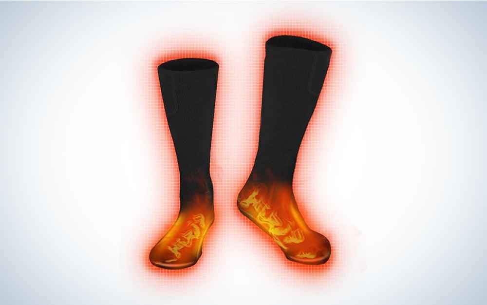 Winter Foot Warmer Socks for Men and Women