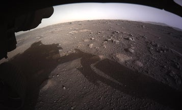 See Mars through Perseverance's eyes