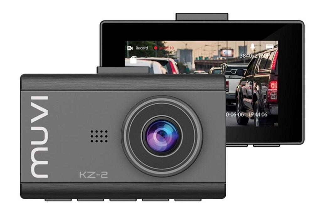Muvi KZ-2 Pro 4K Drivecam