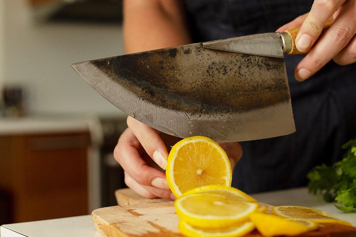 Thai Chefs Moon Knife