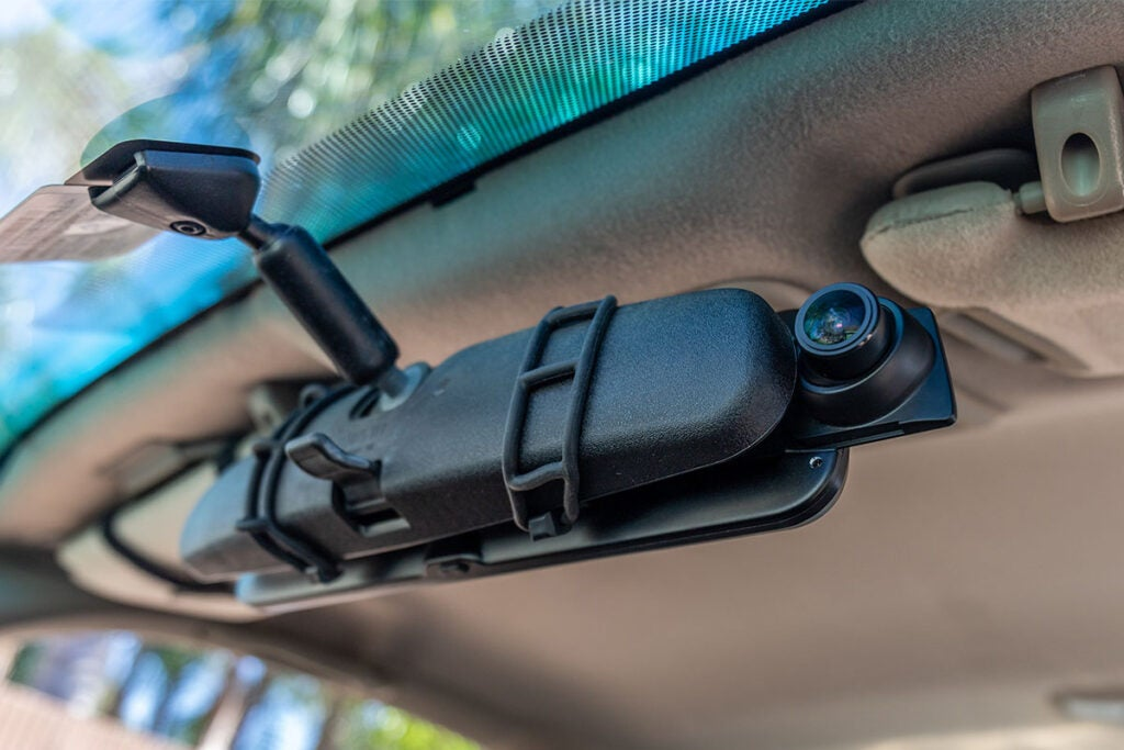 Infiniview Lite Digital Rear View Mirror & Dash Cam