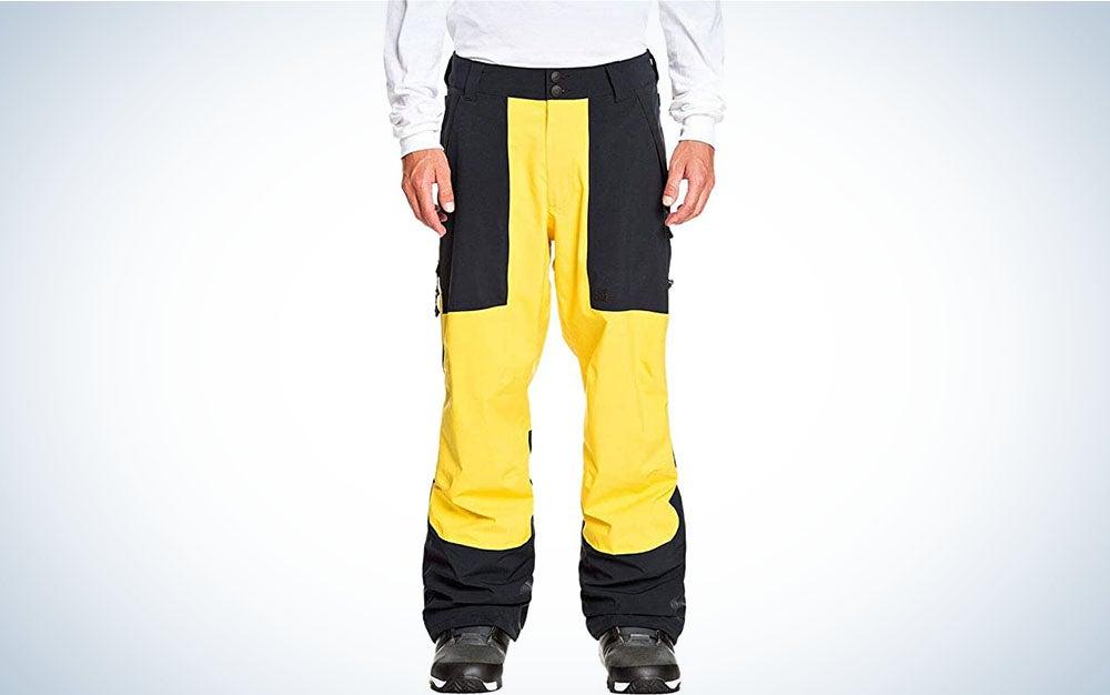 DC Squadron Men's Snowboarding Pants