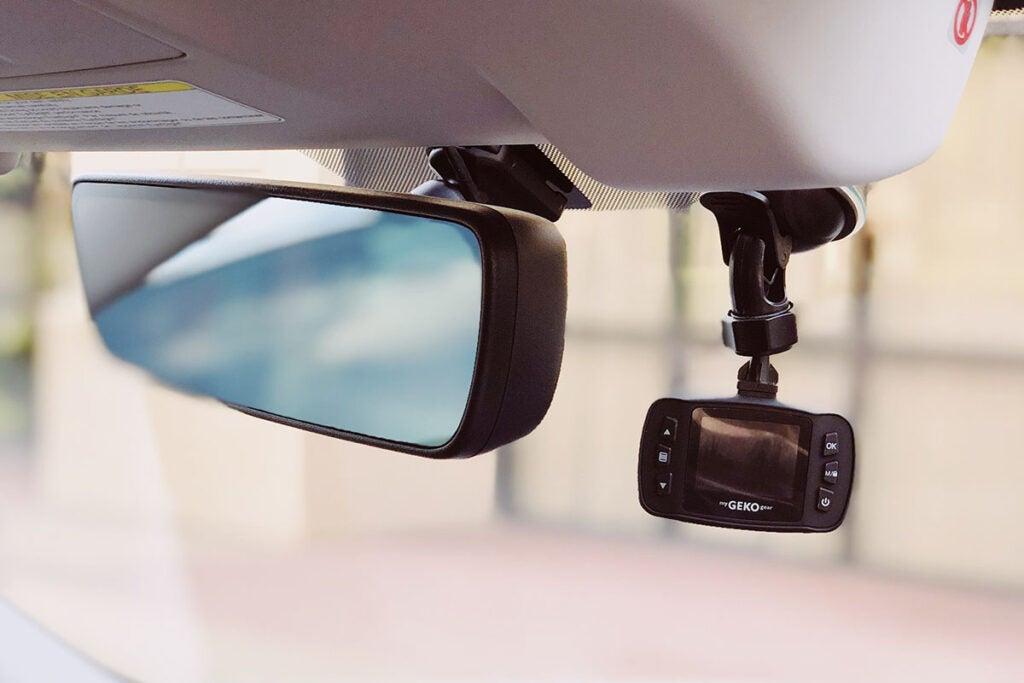 myGEKOgear Orbit 110 Full HD Dashcam