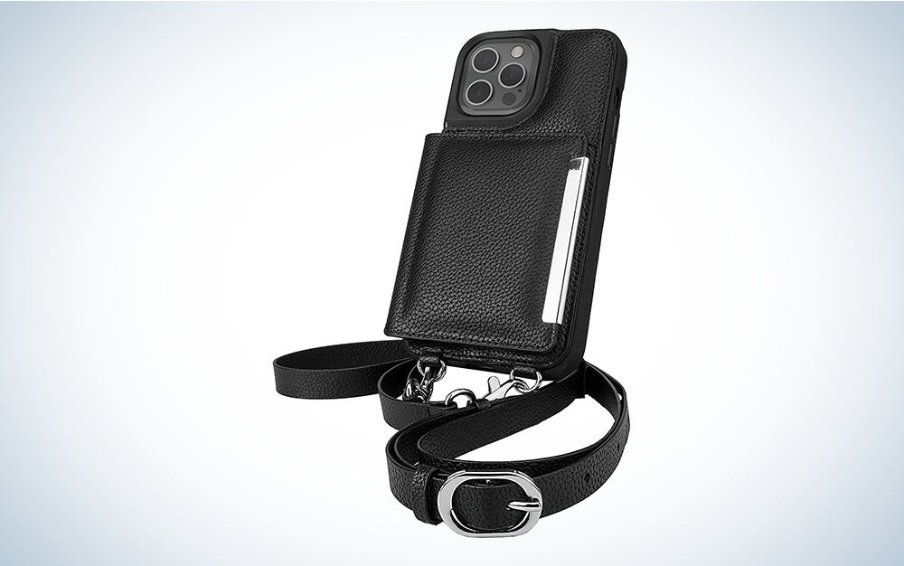 Smartish iPhone 12 Pro Max Crossbody Case