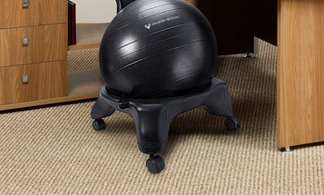 Best ball chair: Improve your posture and strengthen your core