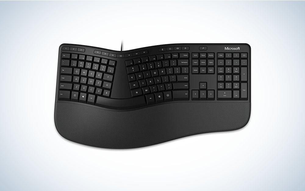 Microsoft Ergonomic Keyboard LXM-00001