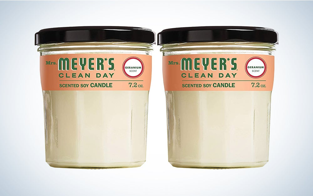 Meyer's Clean Day Candle