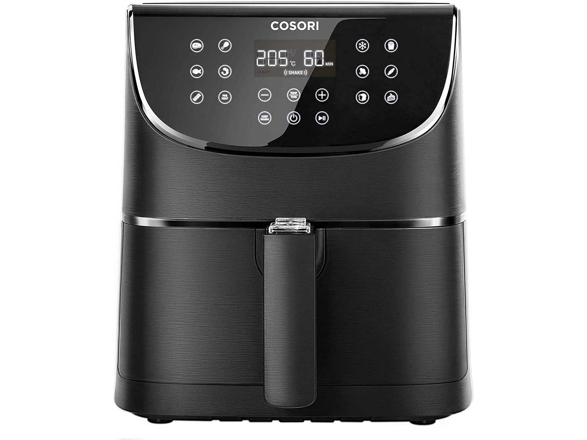 COSORI Air Fryer with 100 Recipes Cookbook