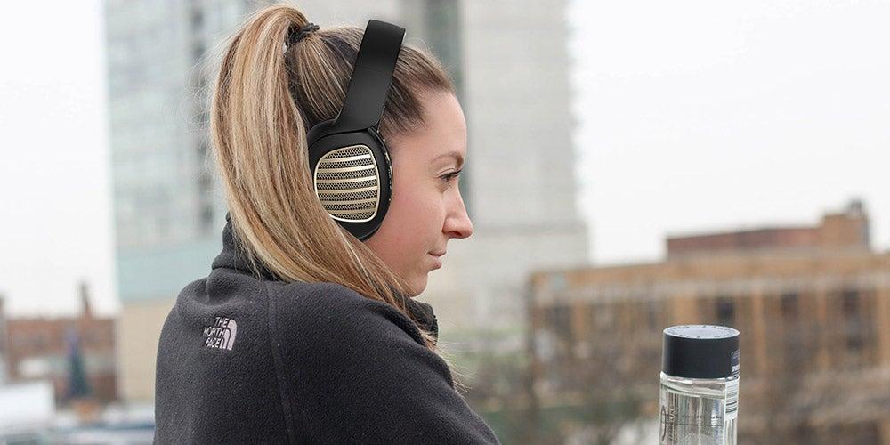 Aduro KeyNote Foldable Wireless Headphones