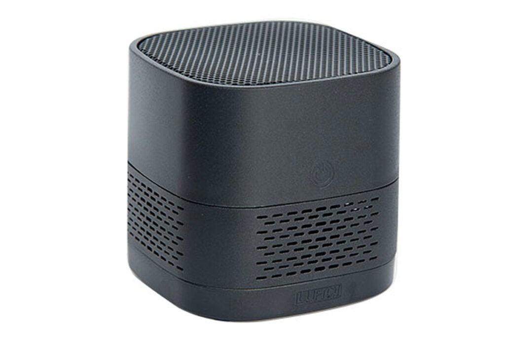 LUFT Cube Portable Filterless Air Purifier