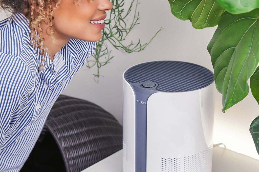 Miko Ibuki HEPA Air Purifier & Essential Oil Diffuser