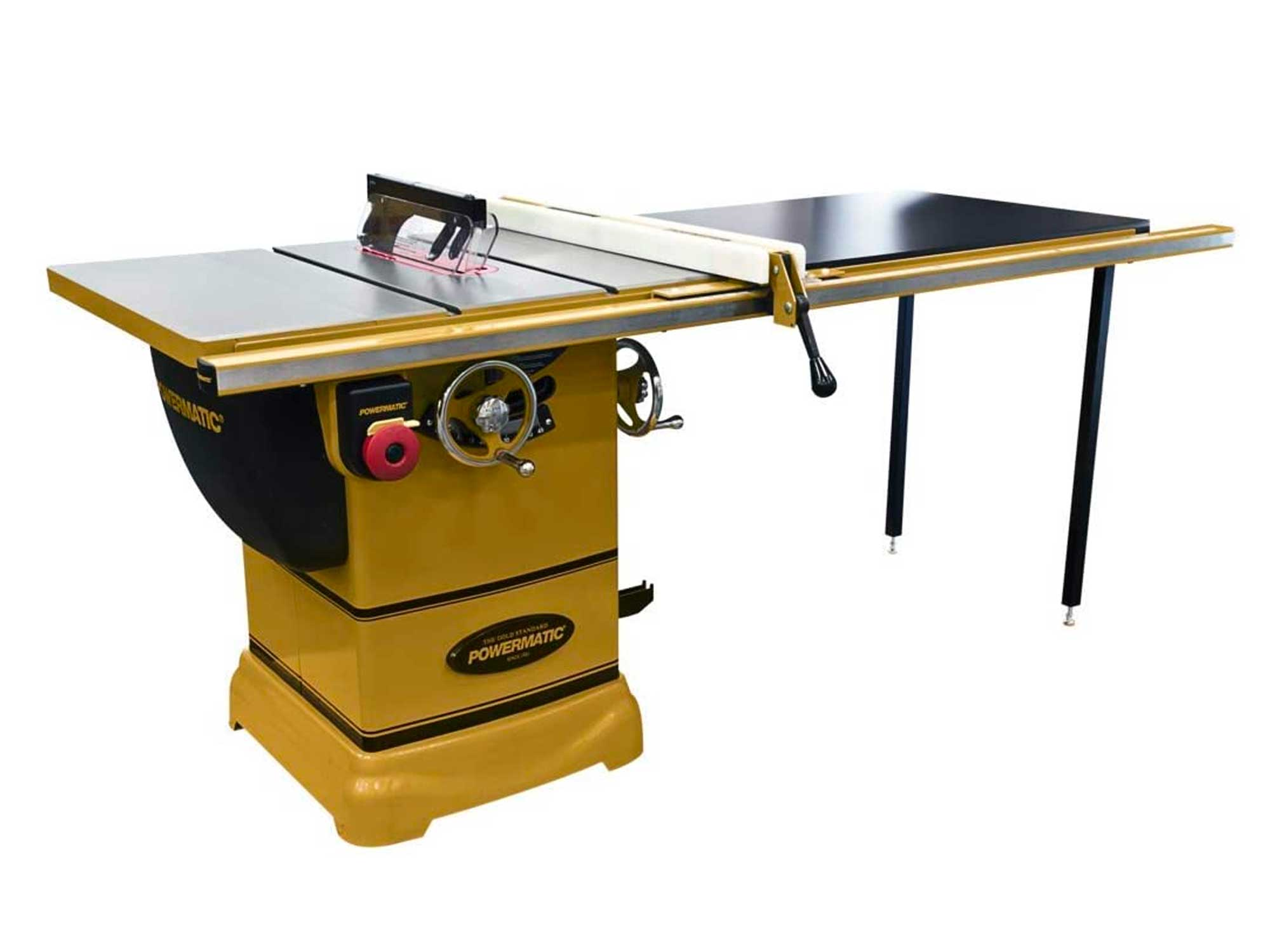 Powermatic Table Saw 50-Inch Fence