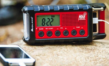 Emergency radios for unpredictable times