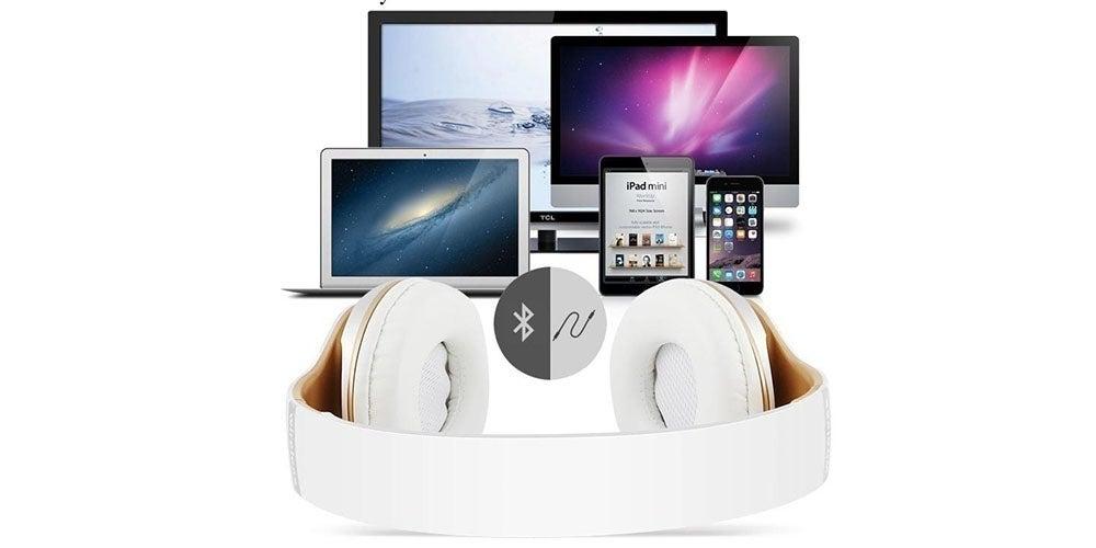 S6 Wireless Bluetooth Headphones