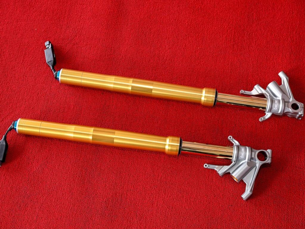 Öhlins NPX Smart-EC forks