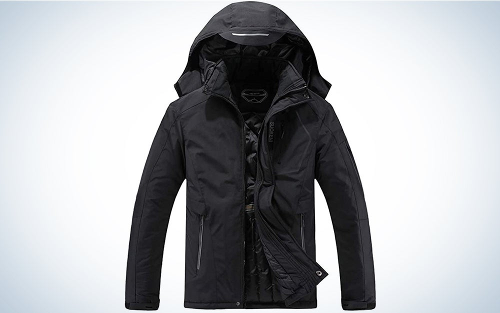 Suokeni Women's Snow Coat