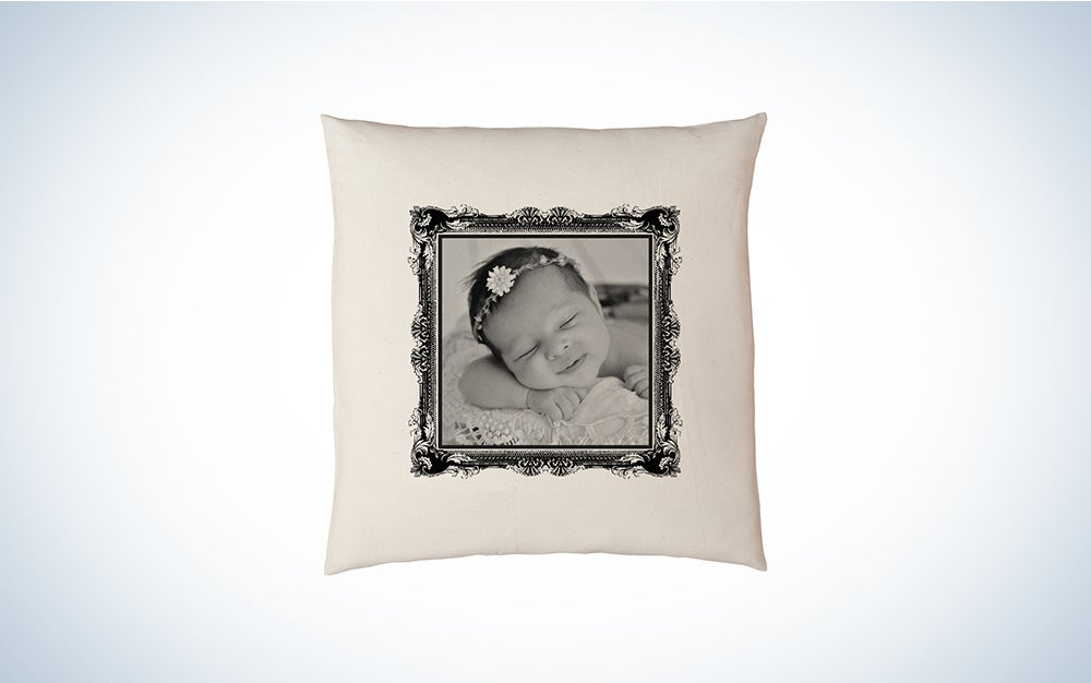 Personalized Photo Accent Pillow