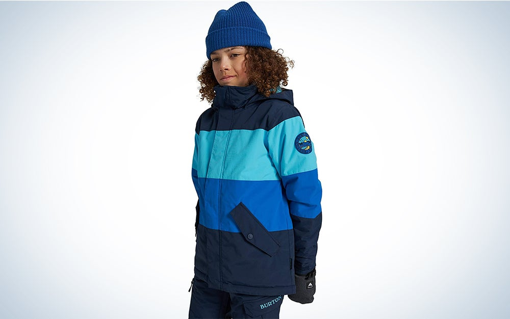 Burton Boys Symbol Jacket