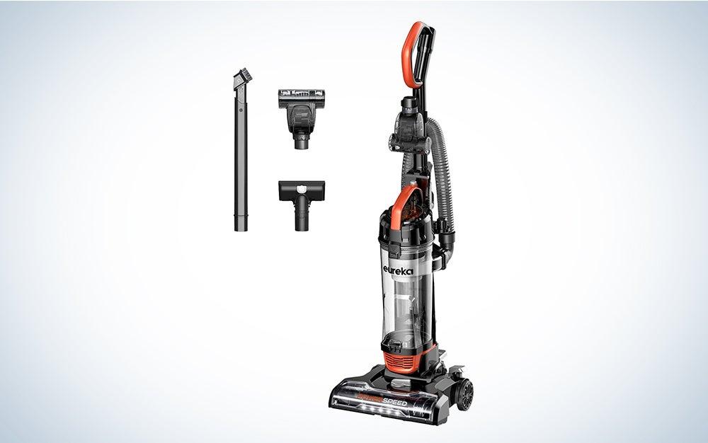 Eureka PowerSpeed Turbo Spotlight Lightweight Upright Vacuum Cleaner