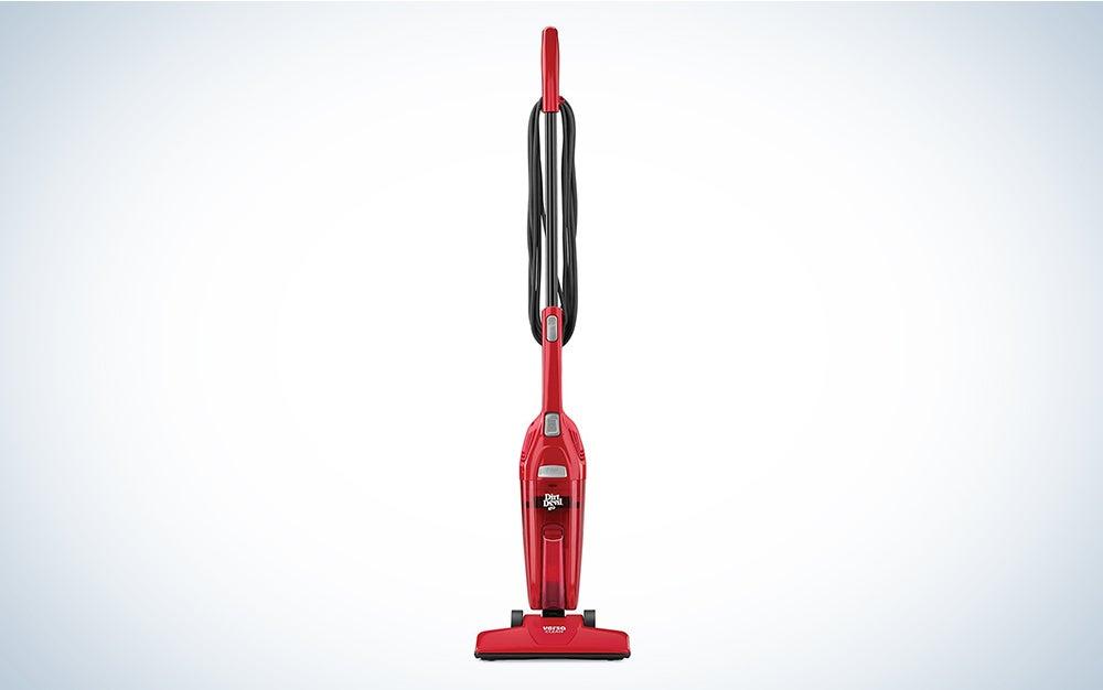 Dirt Devil Versa Clean Bagless Stick Vacuum Cleaner and Hand Vac