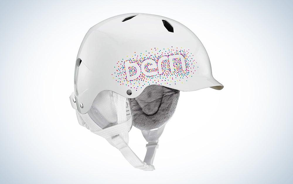 Bern Kids Winter Bandito Snow Helmet