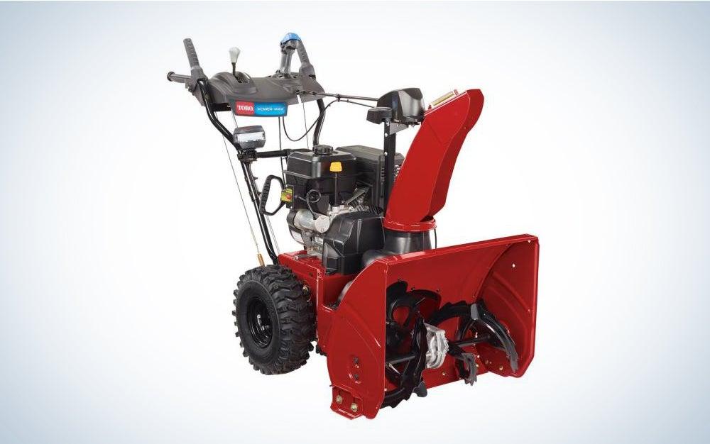 toro power max best snow blower