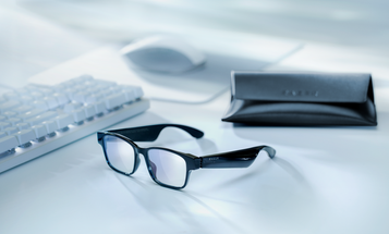 Razer's new Bluetooth glasses are built for the work-from-home crowd